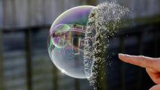 Bubble Burst - Jason Way Photography - Getty Images